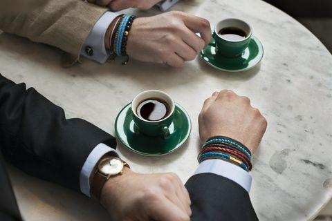 Finger, Serveware, Dishware, Cup, Hand, Drinkware, Wrist, Coffee cup, Teacup, Nail,