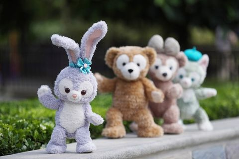 Stuffed toy, Toy, Plush, Textile, Rabbit, Ear, Rabbits and Hares, Teddy bear, Fur, Easter bunny,