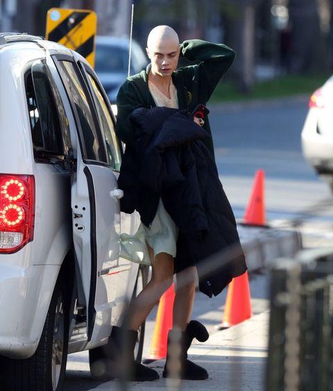Street fashion, Vehicle, Car, Pedestrian, Traffic, Street, Road, Automotive window part, Human leg, Family car,