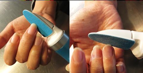 Finger, Skin, Nail, Thumb, Azure, Teal, Aqua, Close-up, Silver, Flesh,