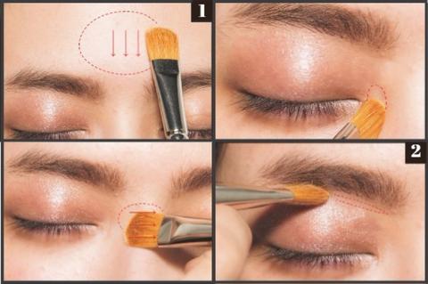 Eyebrow, Face, Hair, Eye, Skin, Eye shadow, Forehead, Eyelash, Beauty, Product,