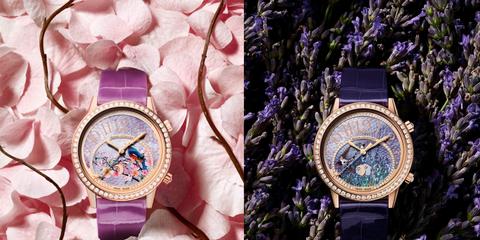 Photograph, Watch, Analog watch, Product, Purple, Fashion accessory, Brand, Jewellery, Photography, Watch accessory,