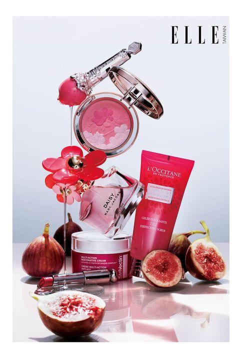 Ingredient, Pink, Produce, Fruit, Peach, Natural foods, Recipe, Dish, Drink, Bowl,