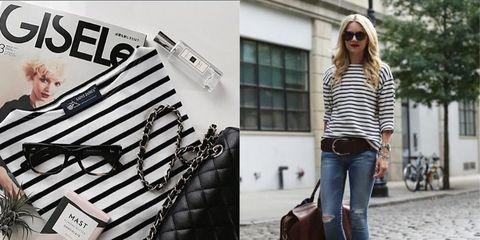 Clothing, Street fashion, Jeans, Black-and-white, Fashion, Shoulder, Outerwear, Denim, Design, Footwear,