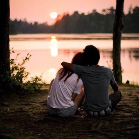 People in nature, Romance, Love, Friendship, Sky, Evening, Morning, Sunset, Dusk, Interaction,