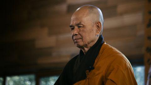 Chin, Temple, Wrinkle, Tan, Monk, Portrait photography, Portrait, Zen master,