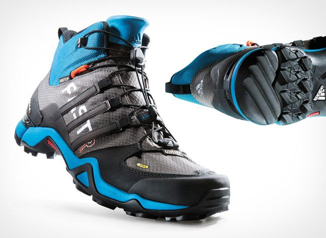 Hands On: Adidas Outdoor Terrex Fast R Hiking Boot