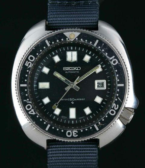Timekeeping Icon The Seiko 6105