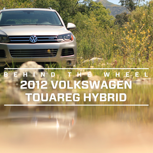 Lead image VW Touareg