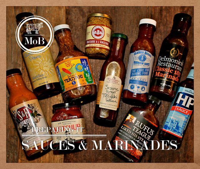 sauces and marinades gear patrol lead