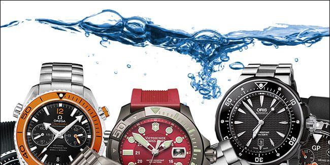 Go Deep: 7 Best Dive Watches