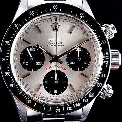rolex oyster daytona lead full
