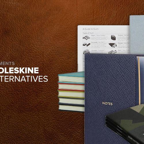 best-moleskine-alternative-notebooks-gear-patrol-lead