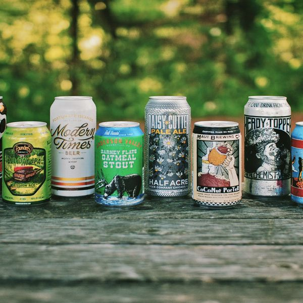 best canned beer gear patrol lead full