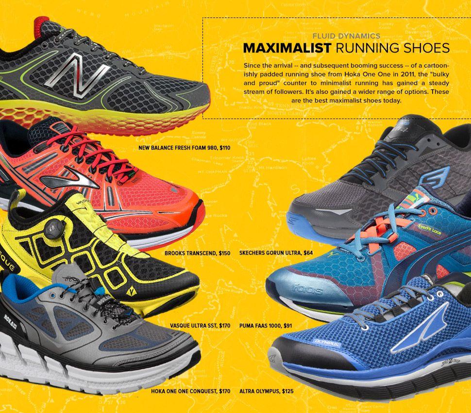 7 Best Maximalist Running Shoes - Gear