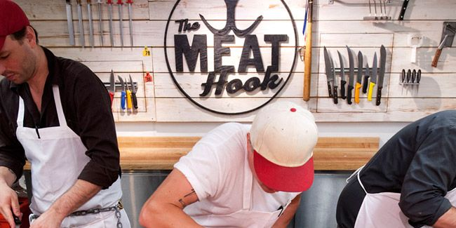 Grilling Basics from The Meat Hook Butcher Shop
