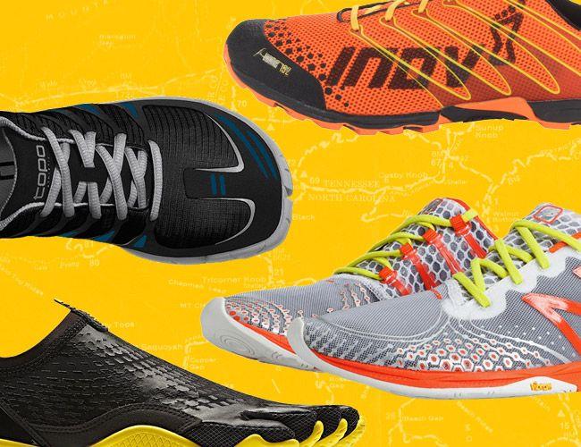 10 Best Barefoot Running Shoes - Gear
