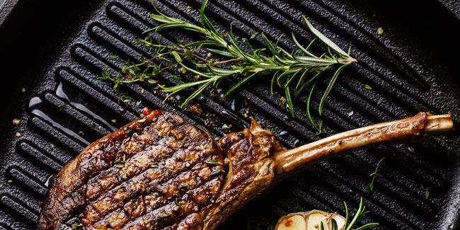 Everything You Think You Know About Cooking the Perfect Steak Is Wrong