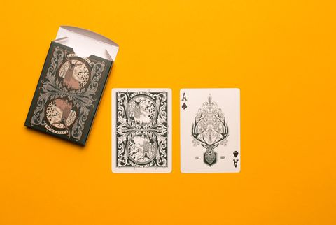 12 Best Designed Playing Cards Gear Patrol