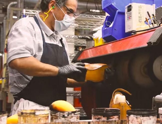 Inside the Allen Edmonds Factory - Gear