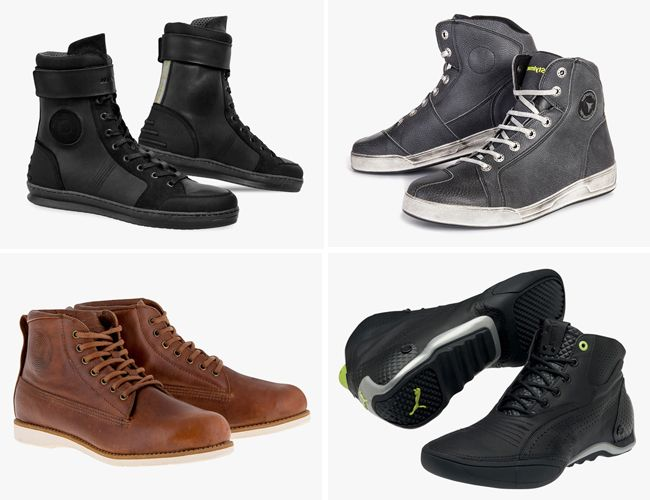 7 Best Motorcycle Shoes - Gear Patrol
