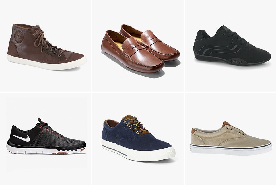 6 Best Shoes for a Casual, Spirited