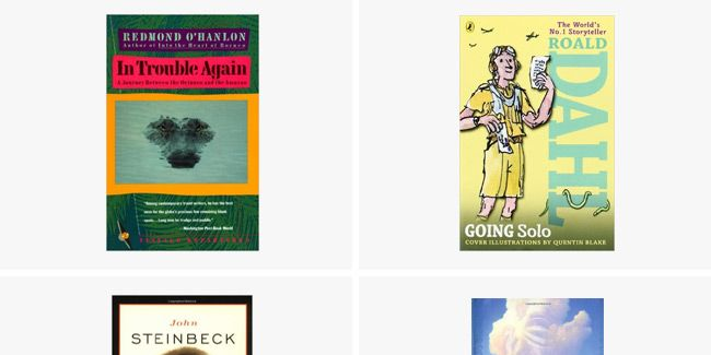 Seeking Travel Inspiration? Make Your Starting Points These 30 Great Books