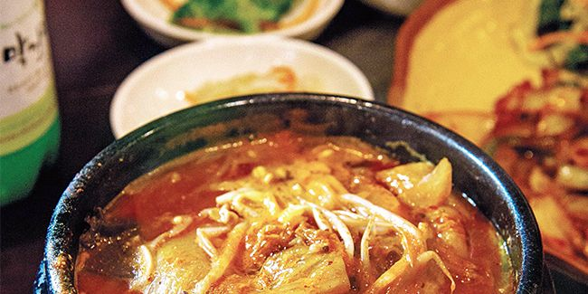 Koreans Have Discovered a Cure for Hangovers -- This Soup