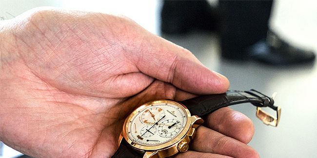 Inside Jaeger-LeCoultre, the Watchmaker's Watchmaker