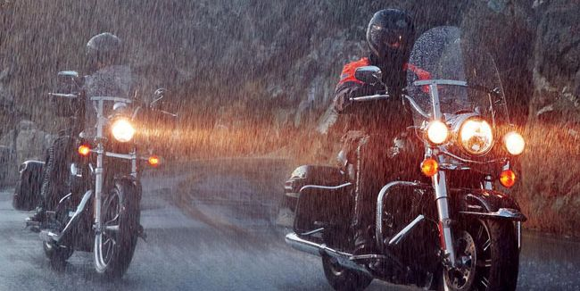 The Best Rain Tires for Motorcycles