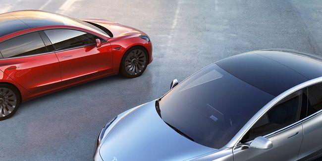 The Tesla Model 3 Disrupts the Car Industry - Gear Patrol