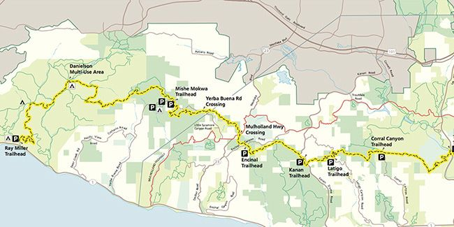 The Newest Thru-Hiking Trail in the US Is in Los Angeles — Here's Why You Should Hike It