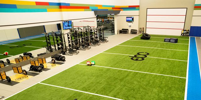 The Most Luxurious Gyms In America