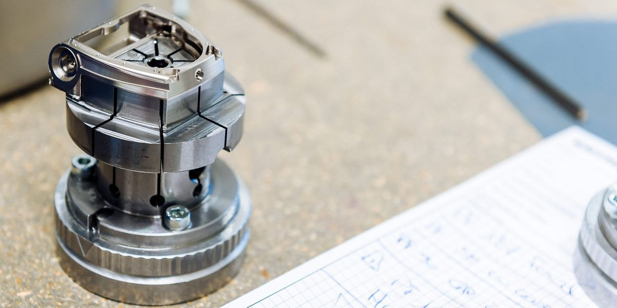 How to Build a Swiss Watch from Scratch
