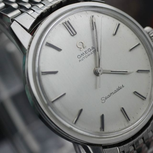 Omega value watches old of How Much