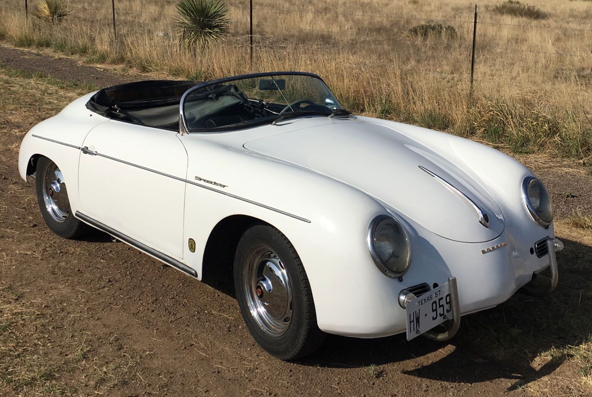 Found Want A Vintage Porsche Specifically In White Here Are Five