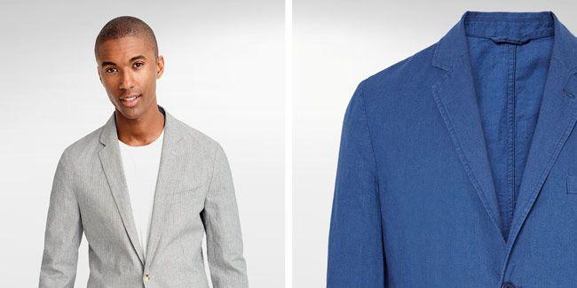 Your Next Purchase: A Summer-Weight Blazer