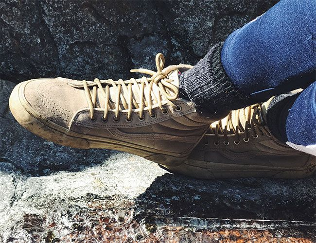 Why Vans Are My New Outdoor Shoes