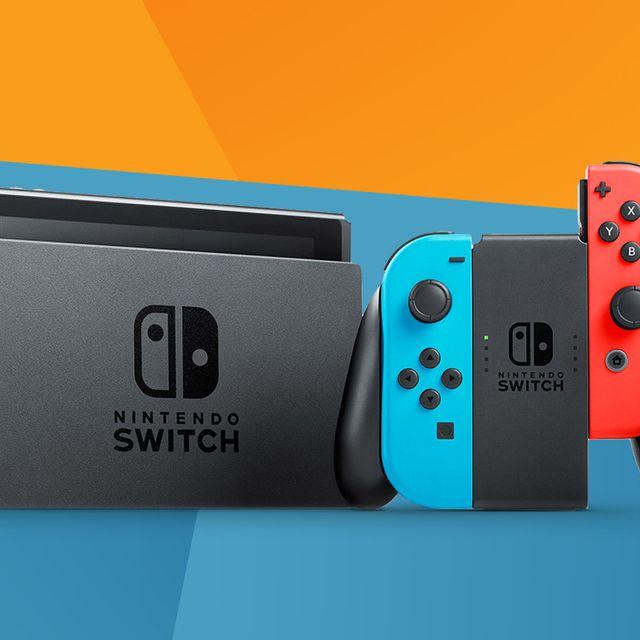 Nintendo Switch Deal Gear Patrol Lead Full