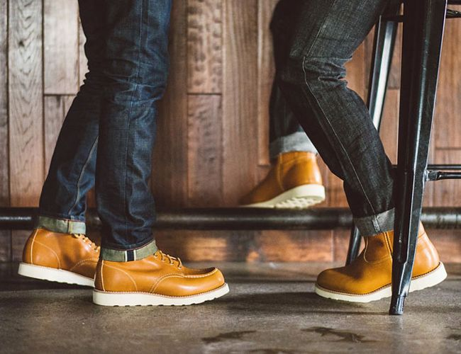 Red Wing Heritage Limited Edition Irish