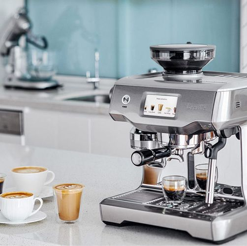 breville oracle touch espresso machine gear patrol feature v2