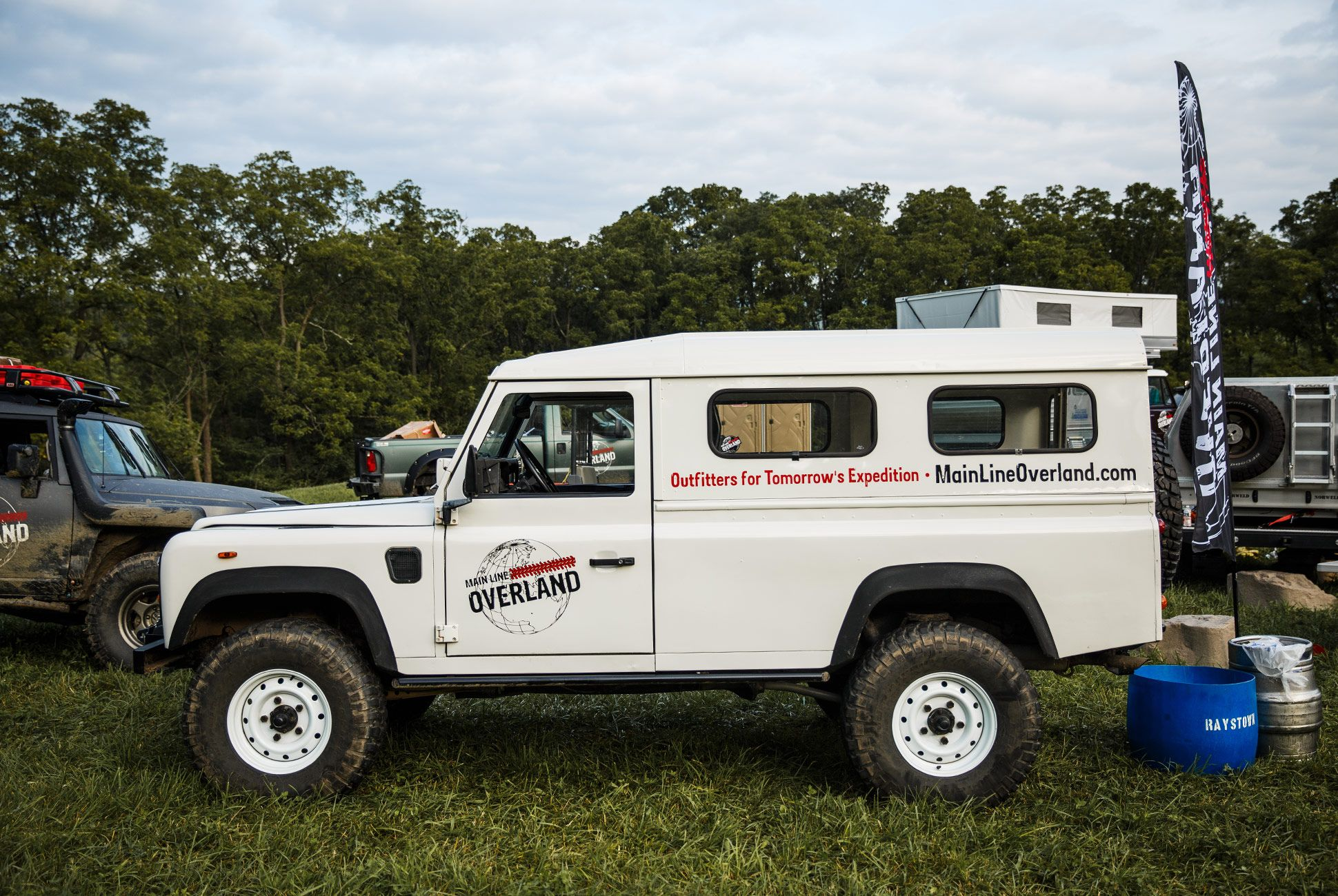 4x4 Overland Vehicles Ready For Adventure Gear Patrol