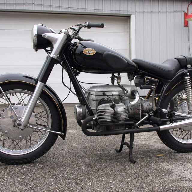 Found 5 Incredibly Affordable Vintage Motorcycles Anyone Would Love To Own