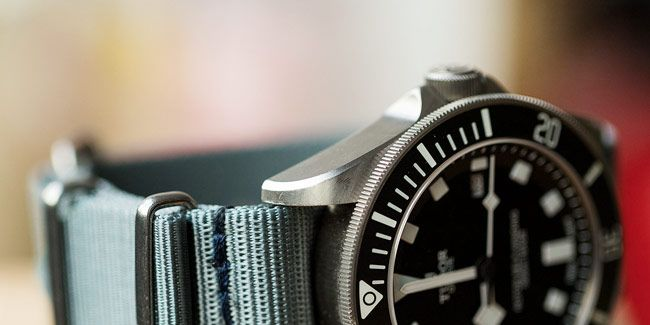 The Fascinating and Humble History of the NATO Watch Strap
