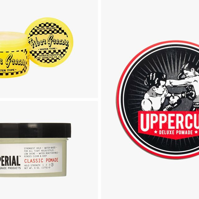 The Best Pomades To Use For Every Hairstyle