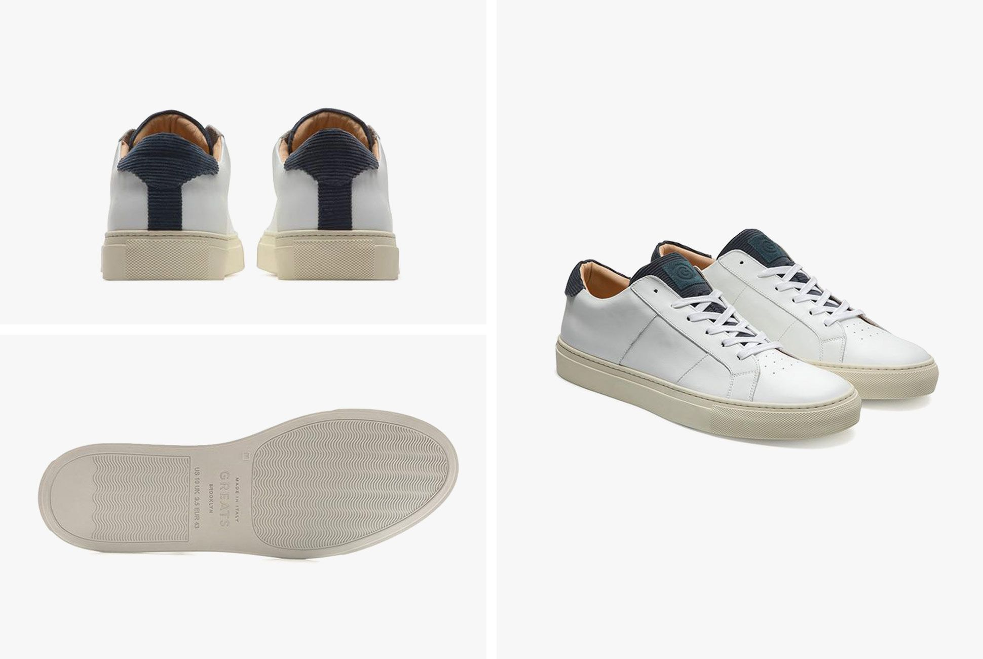 Grab These Classic Greats Sneakers for