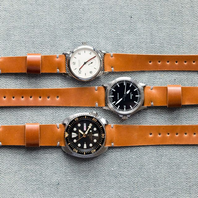 10 great horween watch straps gear patrol lead full