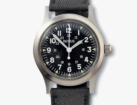 Best-Vintage-Watches-Gear-Patrol-Benrus