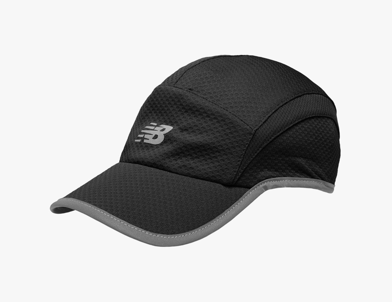 new balance running hat