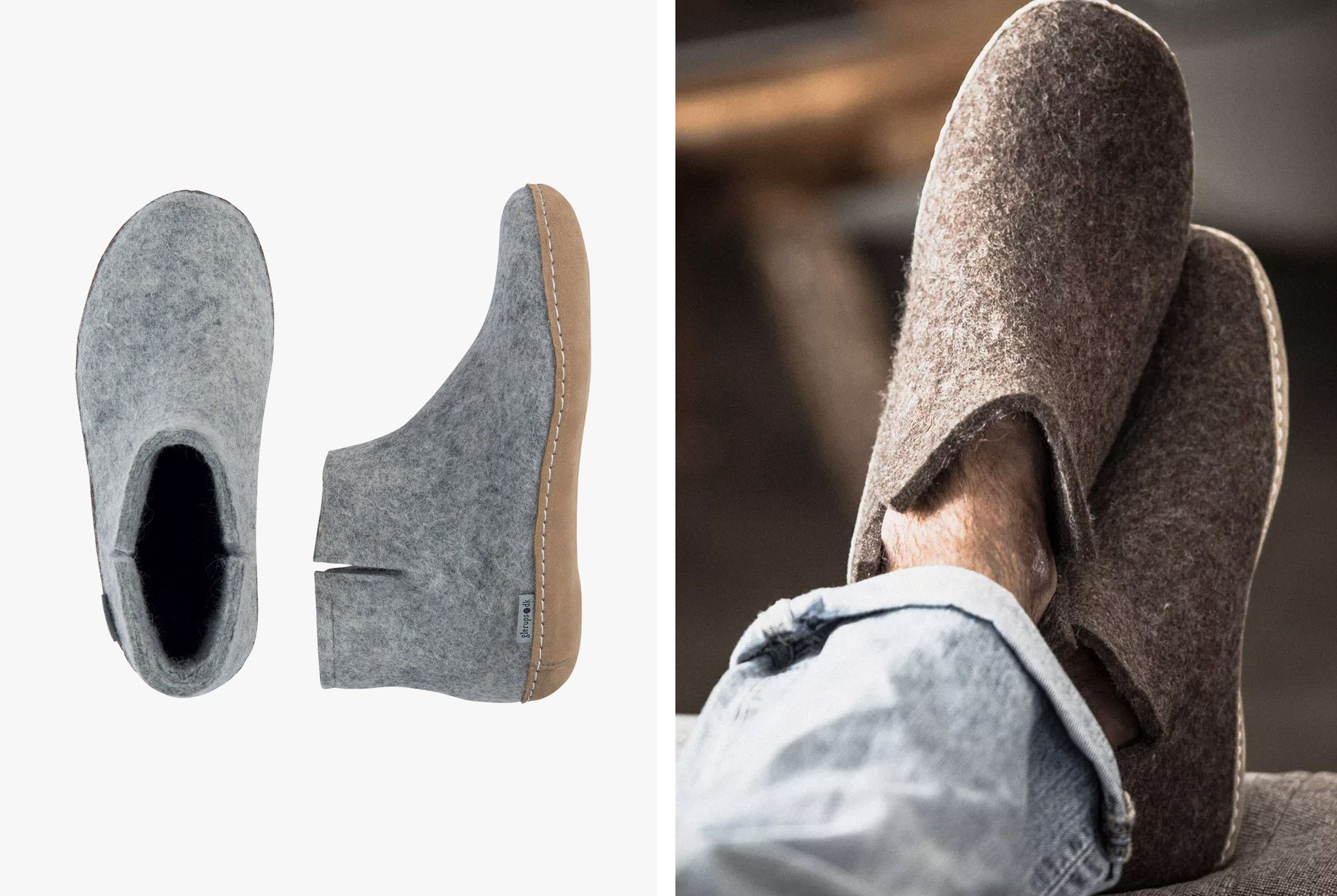 Our Favorite Everyday Wool Slippers Are